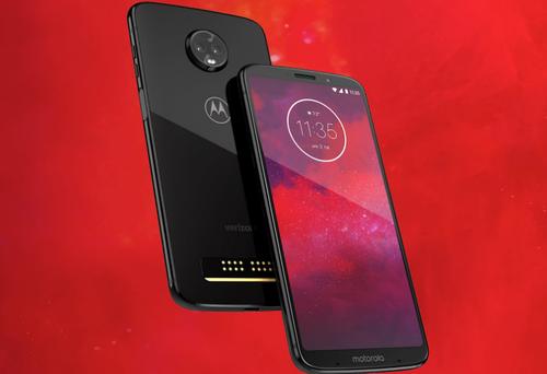 Motorola Moto Z3 / fot. Motorola