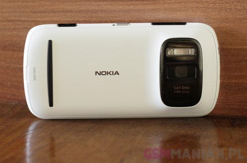 Nokia 808 PureView / fot. gsmManiaK.pl