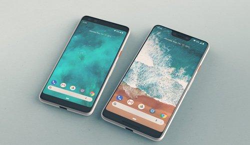 Pixel 3 oraz Pixel 3XL mają zadebiutować z Androidem P / fot. PhoneDesigner