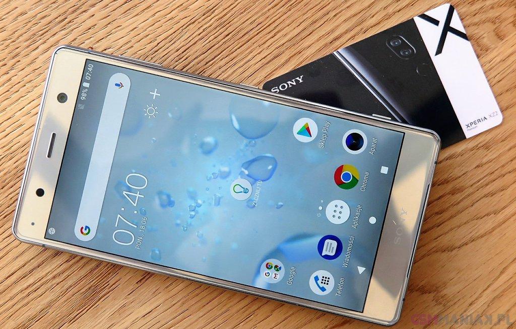 Sony Xperia XZ2 Premium  / fot. gsmManiaK