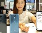 LG stworzyło kolejny drogi smartfon, który jest słabszy od poprzednika. Oto LG Q8 (2018)