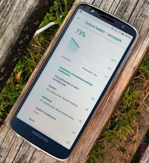 Motorola Moto G6 / fot. gsmManiaK