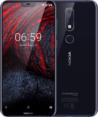 Nokia 6.1 Plus / fot. producenta