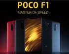 POCO F1 oficjalnie - znamy specyfikację mocarnego flagowca. Cena jest rewelacyjna!