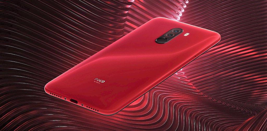 Pocophone F1 / fot. Xiaomi