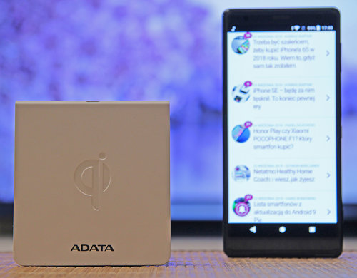 ADATA CW0050 / fot. gsmManiaK.pl