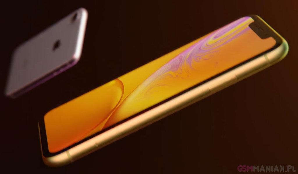 Apple iPhone X R 1