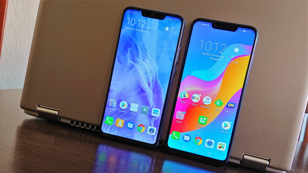 Huawei Nova 3 vs Honor Play / fot. gsmManaiK.pl