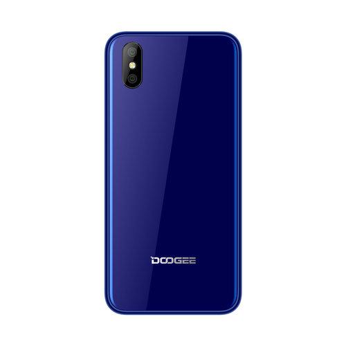 Doogee X50L niebieski tył