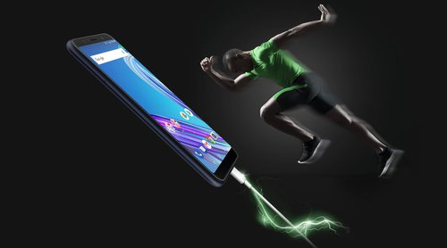 ZenFone Max Pro M1 z baterią 5000 mAh  / fot. ASUS