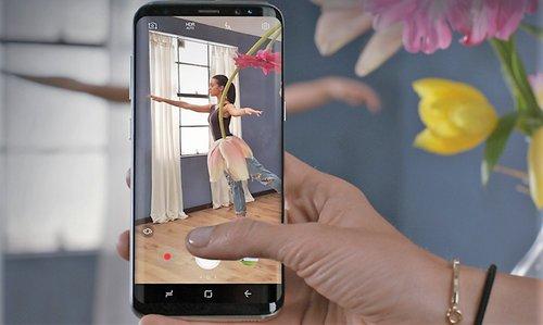 Samsung Galaxy S8 / fot. producenta