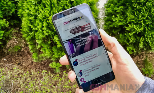 Huawei P20 Lite / fot. gsmManiaK