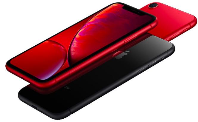 iPhone XR/ fot. Apple