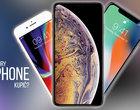 iPhone Xs, X czy 8? Sprawdzamy, który smartfon Apple lepiej kupić