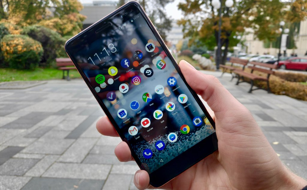 Nokia 6.1 (2018) / fot. gsmManiaK.pl
