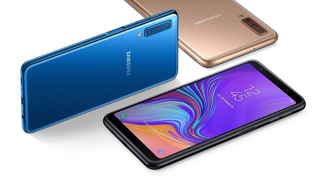 Galaxy A7 / fot. Samsung