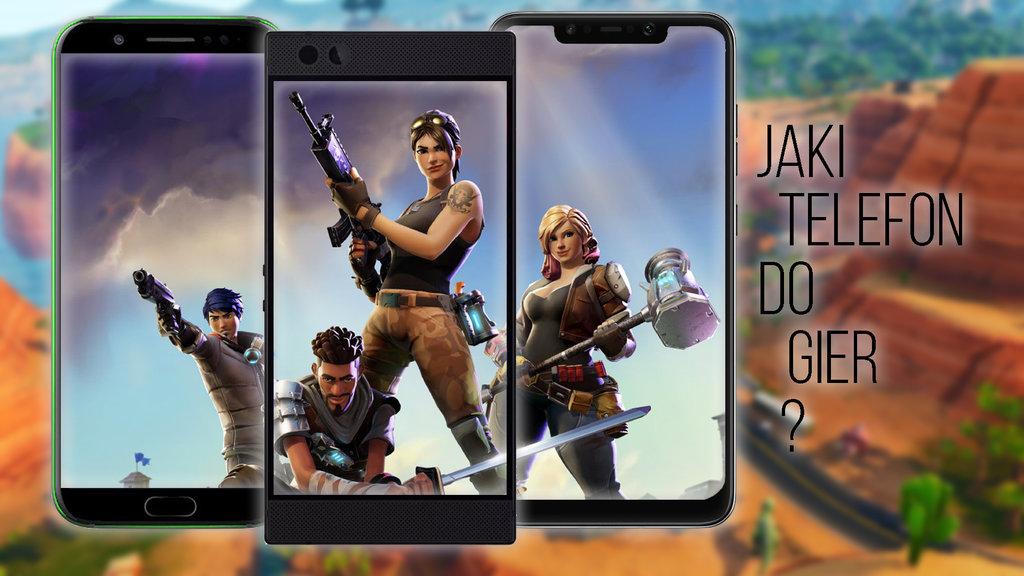 Telefon do gier 2018