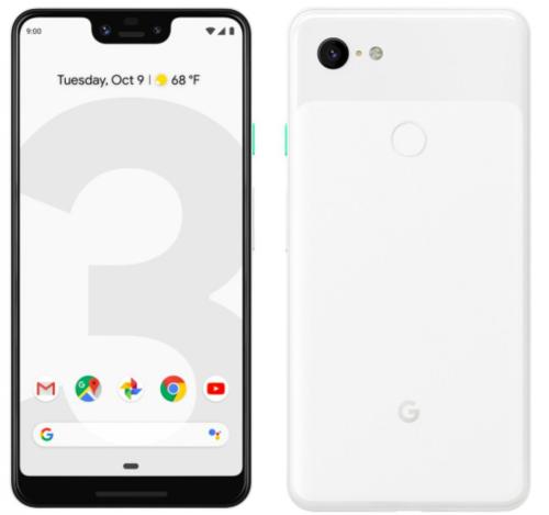 Pixel 3 XL /  fot. Google