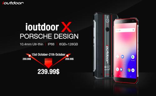 ioutdoor X PORSCHE DESIGN/fot. ioutdoor