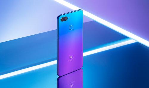 Xiaomi Mi 8 Lite / fot. producenta