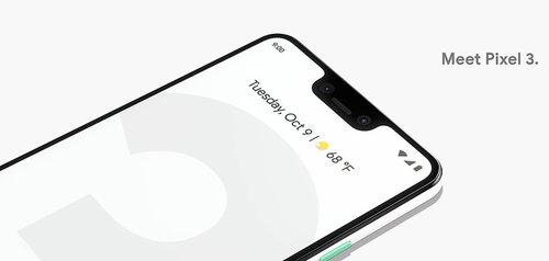 Pixel 3 XL/ fot. Google