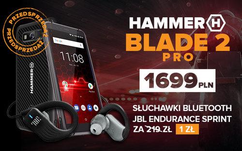 HAMMER Blade 2 PRO/ fot. HAMMER