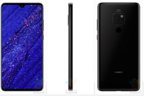 Huawei Mate 20/fot. GSMarena