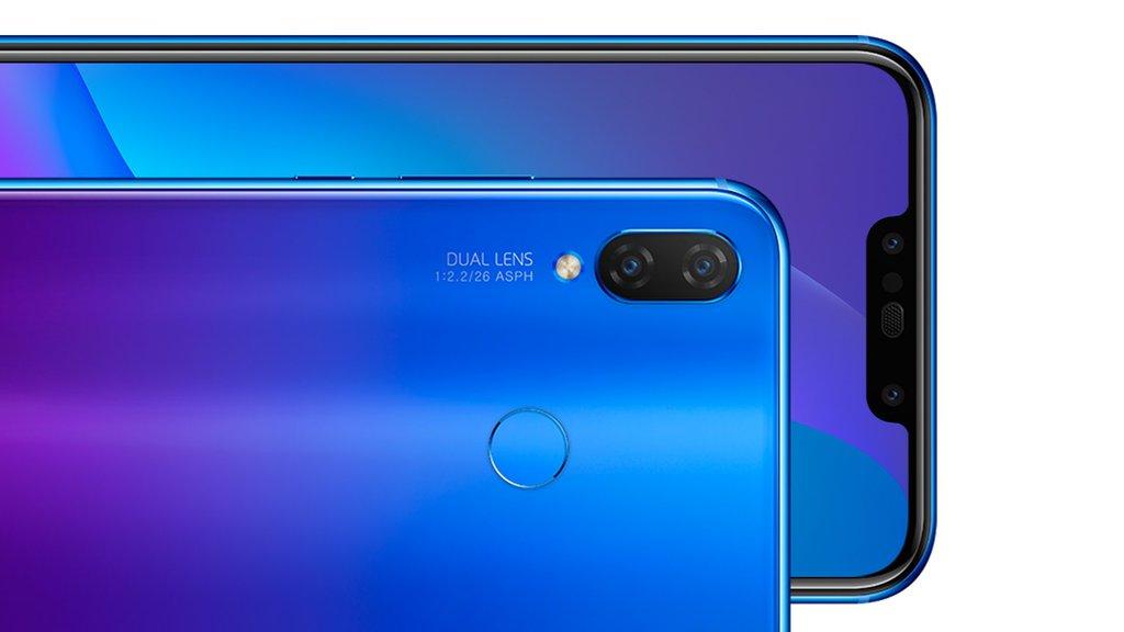 Huawei P Smart+ / Fot. Huawei