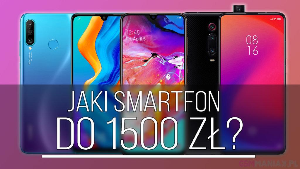 smartfon do 1500 2020