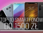 Jaki smartfon do 1500 zł? TOP-10