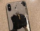 iPhone X eksplodował w czasie... aktualizacji do iOS 12.1