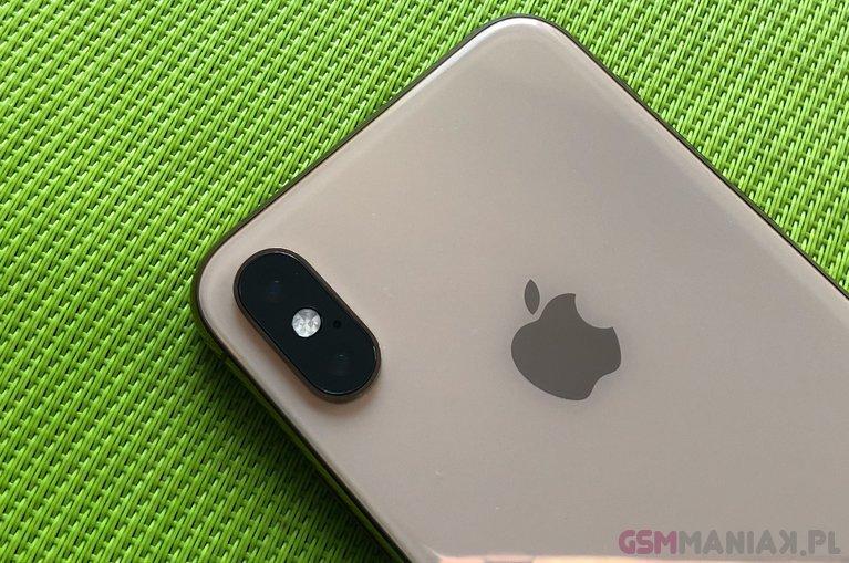 iPhone XS / fot. gsmManiaK.pl