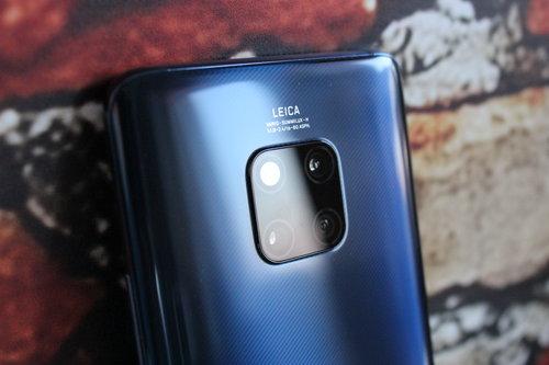 Huawei Mate 20 Pro fot. gsmManiaK.pl