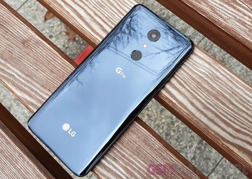 LG G7 Fit / fot. gsmManiaK