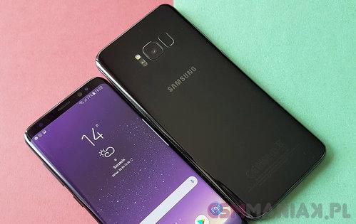 Smartfony Galaxy S8 bez One UI? / fot. gsmManiaK.pl