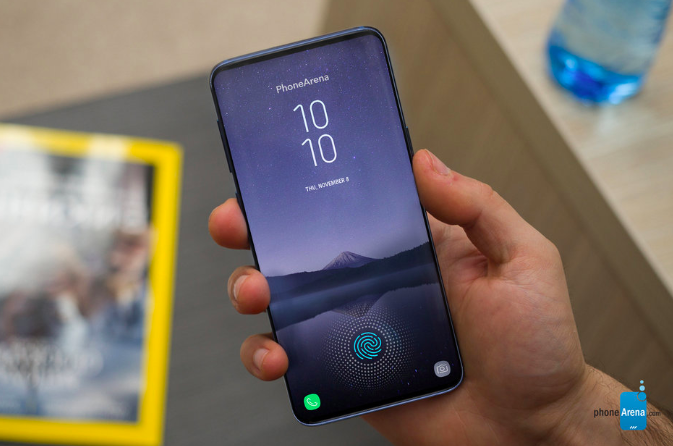 Samsung Galaxy S10/fot. PhoneArena