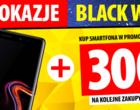 Kup smartfona lub laptopa i odbierz do 500 złotych na zakupy