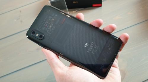 Xiaomi Mi 8 Pro/fot. gsmManiaK.pl