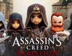 "Assassin's Creed Rebellion - nowy, mobilny ""Asasyn"" już na Androidzie i iOS"