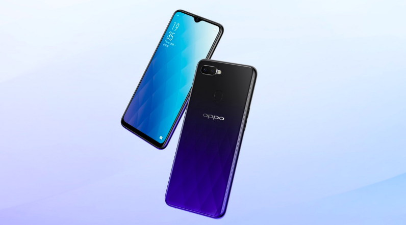 Oppo A7/fot. Oppo China
