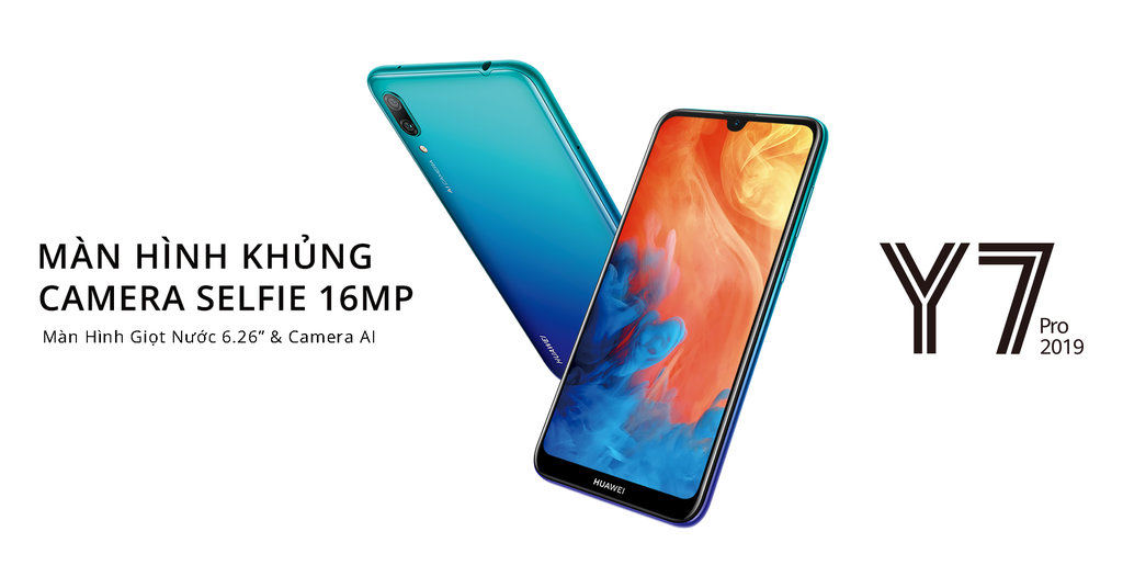 Huawei Y7 Pro (2019) / fot. Huawei