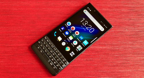 BlackBerry KEY2 LE/fot. gsmManiaK.pl