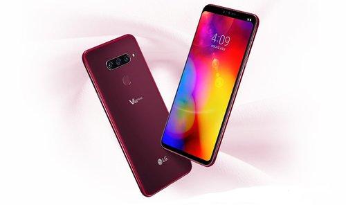 LG V40 ThinQ / fot. LG