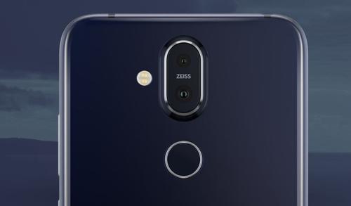 Nokia 8.1 / fot. Nokia