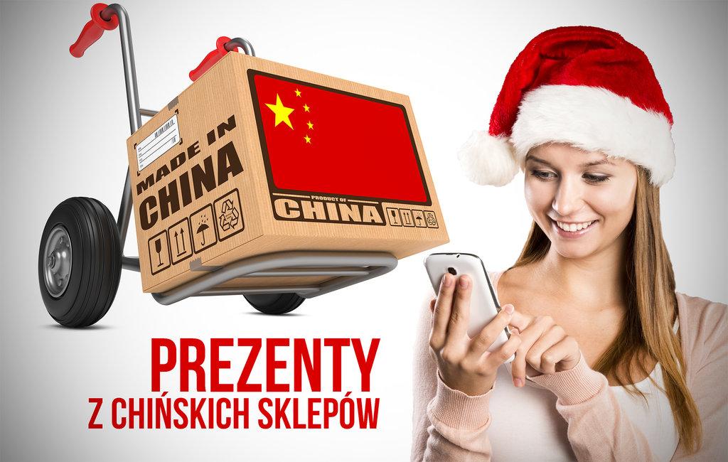 Prezenty z Chin
