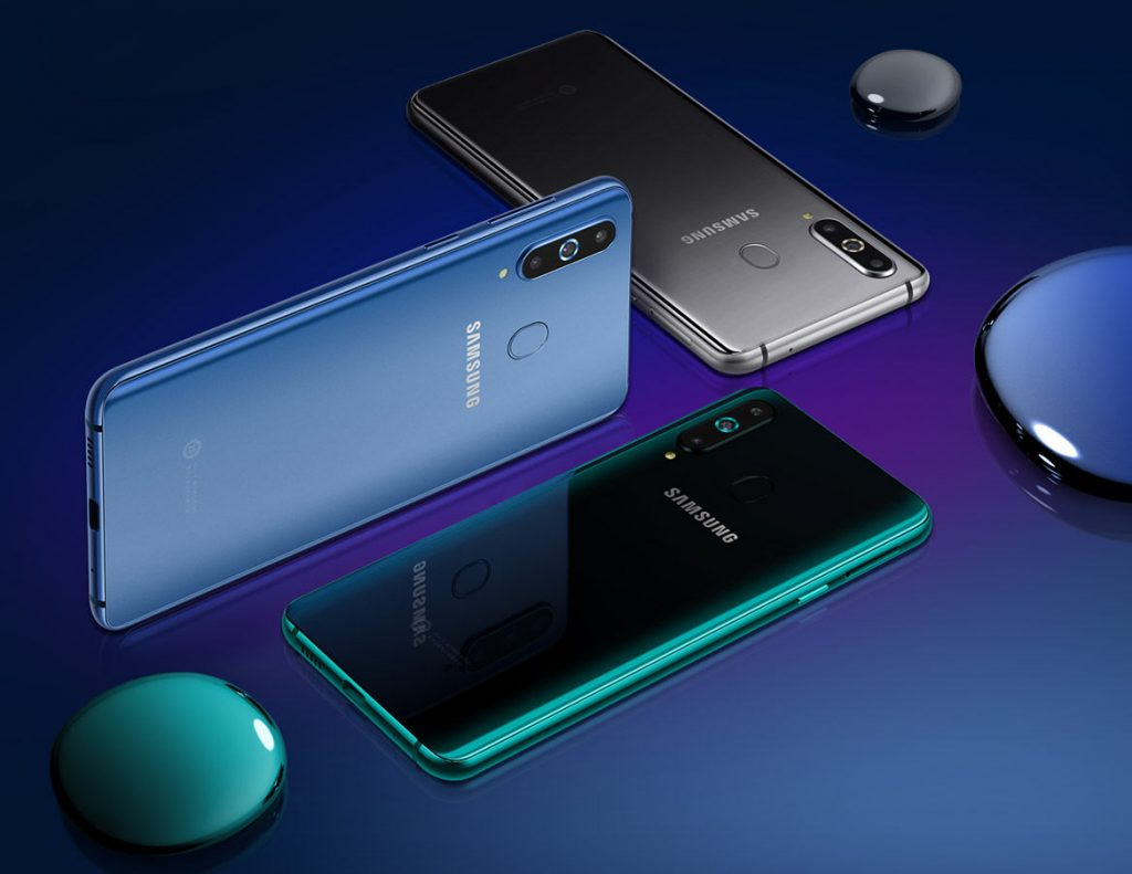 Galaxy A8s / Fot. Samsung