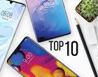 TOP-10 najlepszych smartfonów (2019). Który wybierzesz?