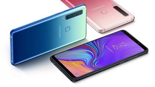 Galaxy A9 (2018) / Fot. Samsung