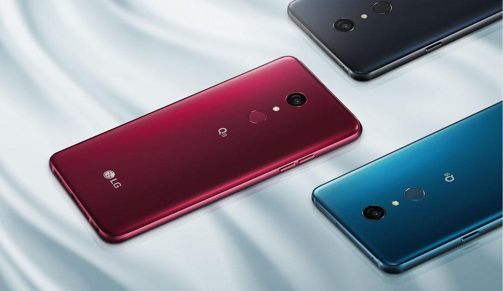 LG Q9 / fot. LG