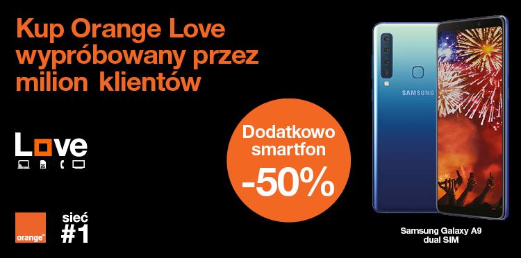 Polska Za Pół Ceny 2019: Teraz W Orange Love Możesz Mieć świetne Smartfony Za Pół